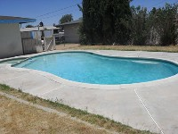 3-bedroom with in-ground Pool and Covered Patio - $1500 Move In!