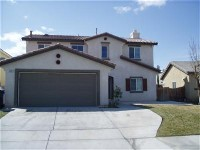 Fresh two-story, 4 bedroom in Victorville, California