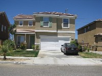 Conveniently located two-story home in hesperia