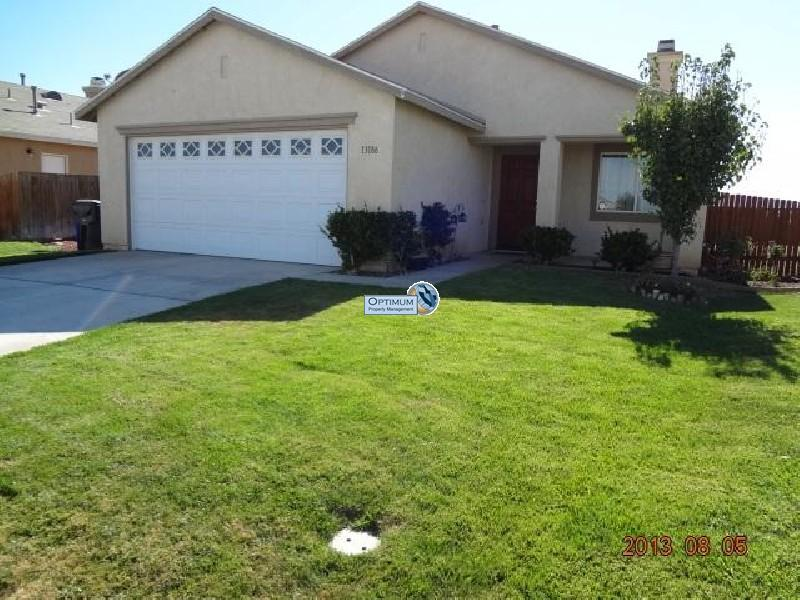 Pleasant 3-bedroom home in victorville 1