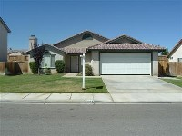 Landscaped three bedroom victorville home