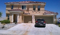 Attractive home in north victorville